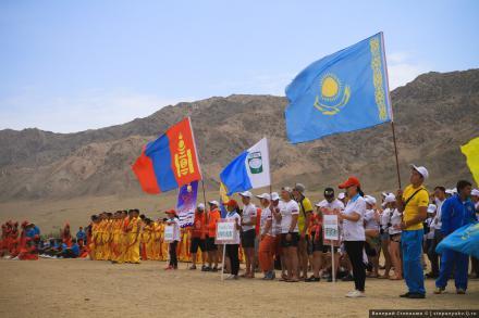 Международный туристско-спортивный фестиваль  «Большой Алтай. Казахстан  2017»
